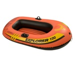 Лодка Intex Explorer 100 58329NP 147х84х36 см