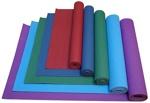 Коврик для йоги армированный цветной Код26599