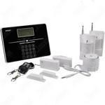 Комплект GSM-сигнализации GINZZU HS-K02B Код22930