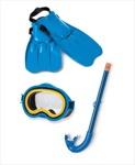 Набор маска, трубка, ласты 55952 Intex Код17286